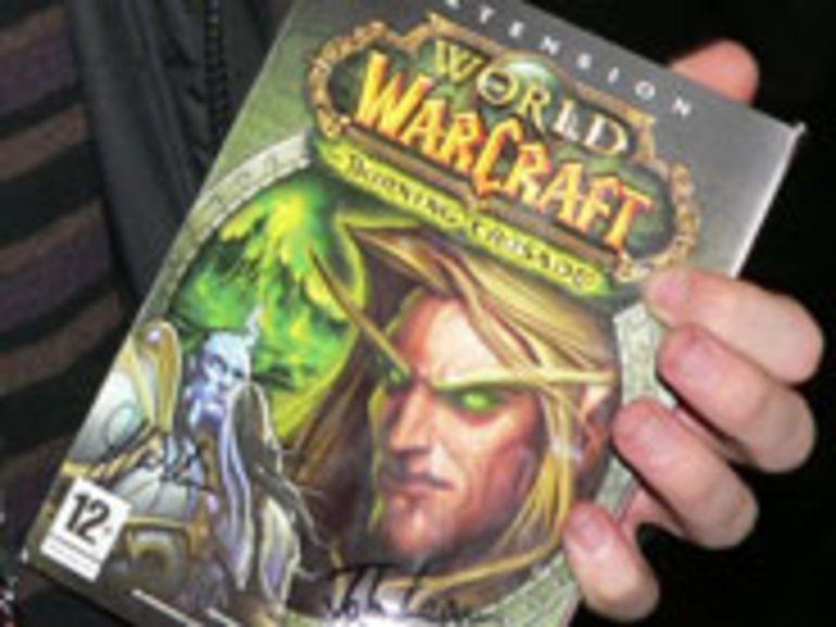 World of Warcraft amasse la foule pour la sortie de Burning Crusade