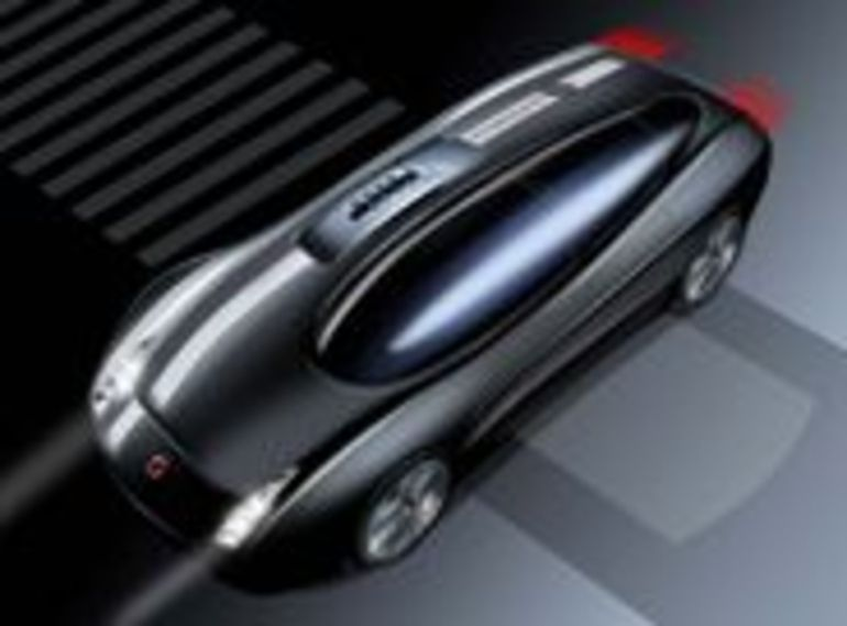 Salon de Genève : Vadhò, la voiture qui se conduit avec un joystick