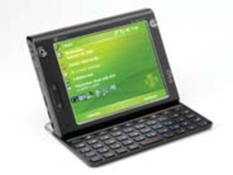 3GSM 2007 : HTC Advantage 7500, le notebook killer ?