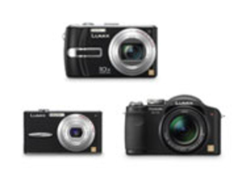 DMC-TZ3, fer de lance de la nouvelle gamme d'appareils photo Lumix de Panasonic