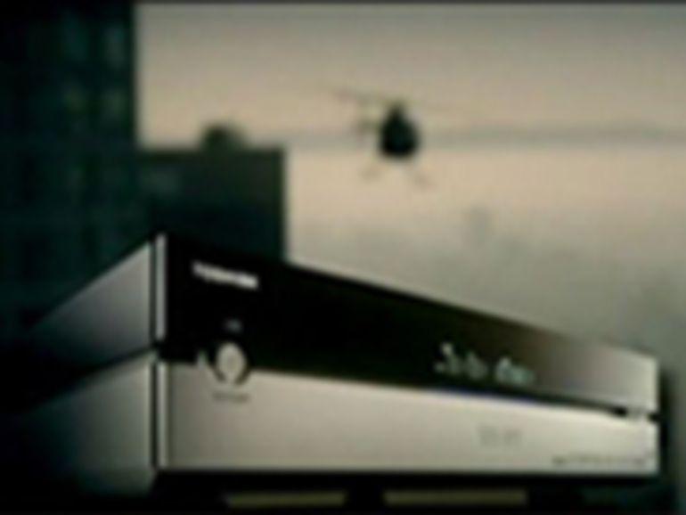 Les platines HD-DVD de Toshiba enfin disponibles