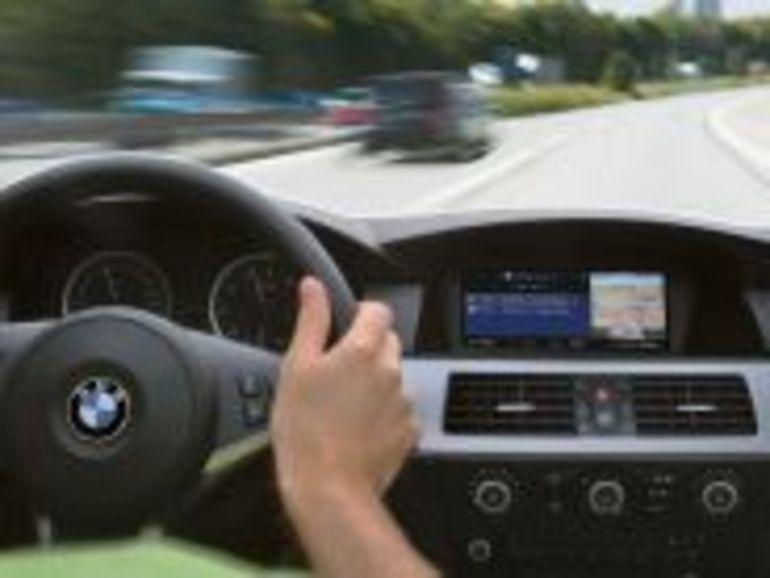 BMW connecte son système GPS avec Google Maps