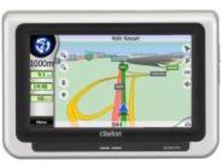 Paris Tuning Show 2007 : Clarion étend sa gamme de GPS avec les MAP 670  et MAP 770