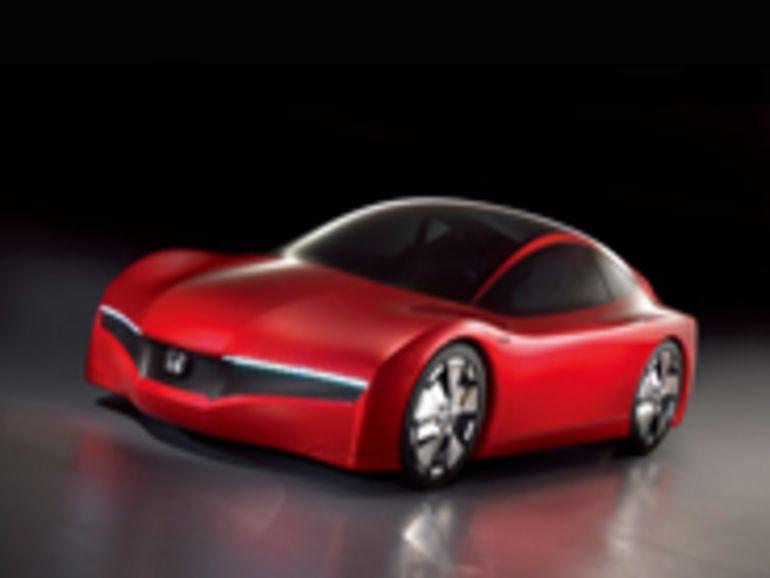 Salon de Genève : Small Hybrid Sport de Honda