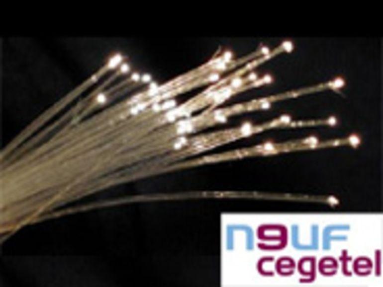 L'offre par fibre optique de Neuf Cegetel à Paris, c'est parti