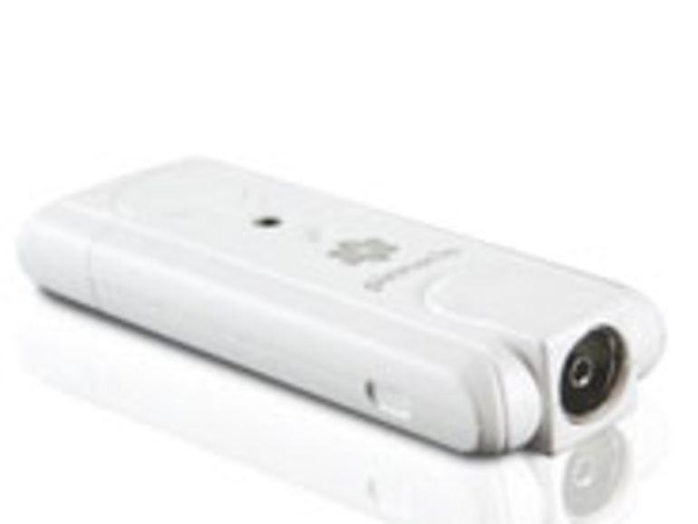 Pinnacle s'introduit dans l'univers Mac avec 2 clés USB tuner TV