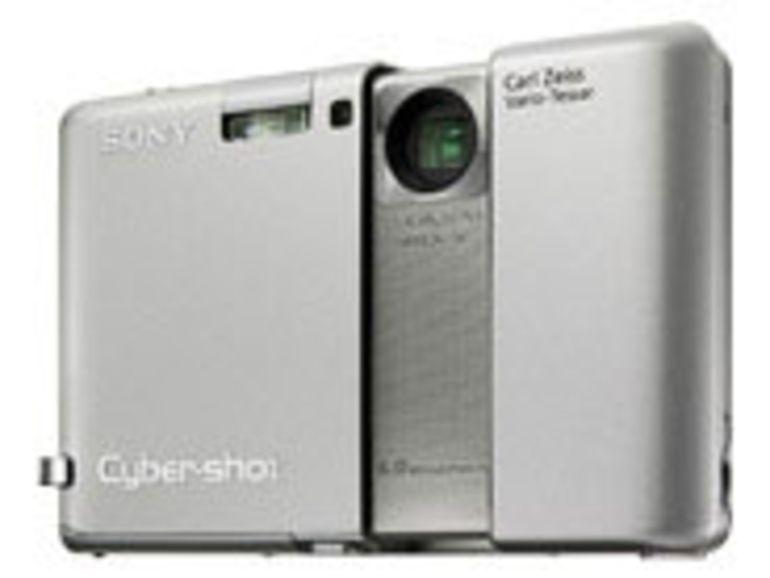 PMA 2007 - Sony Cyber-shot DSC-G1 : un appareil photo Wi-Fi qui a de la mémoire