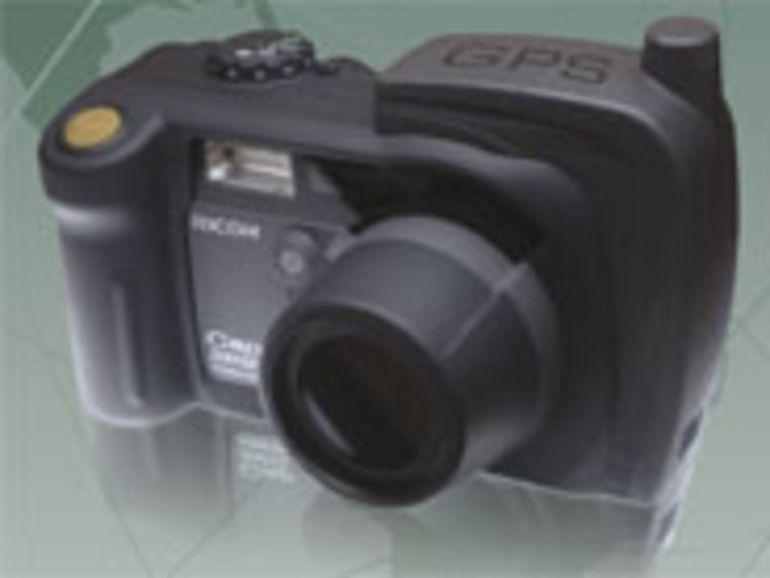 Ricoh 500SE GPS, l'appareil photo avec géolocalisation intégrée