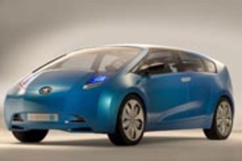 Salon de Genève: La Toyota Hybrid X lève le coin du voile sur la prochaine Prius