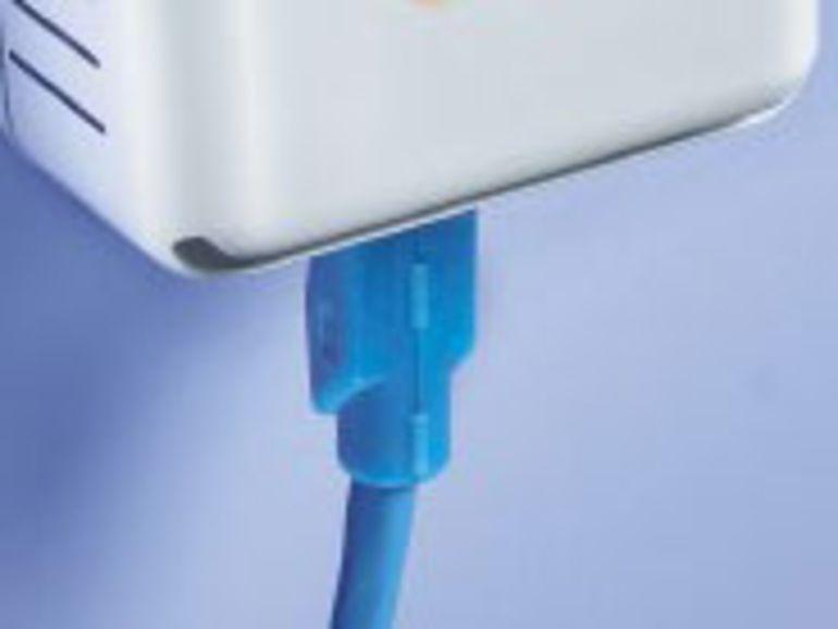 CeBIT 2007 : CPL, la télévision passe par la prise électrique