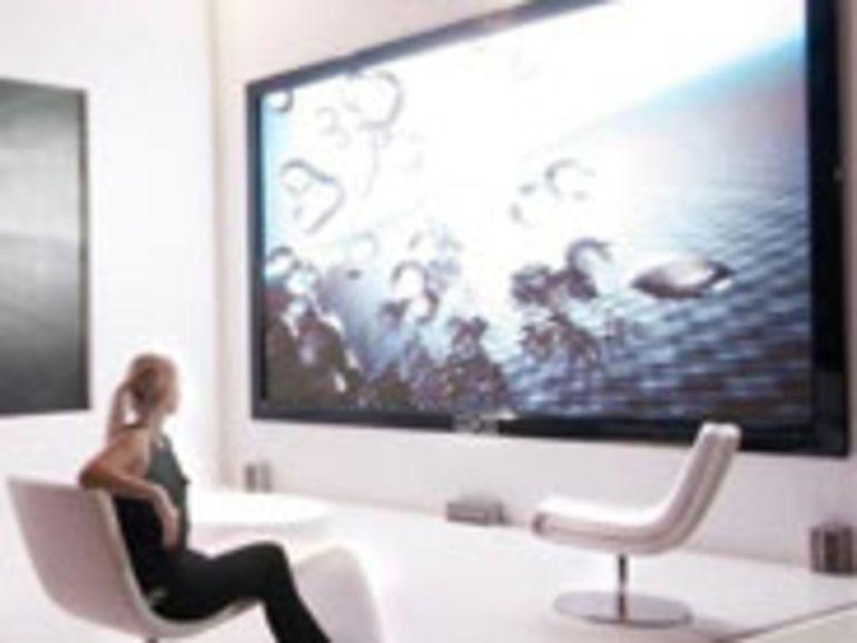CeBIT 2007 : un téléviseur à LED de 5,20 m de diagonale