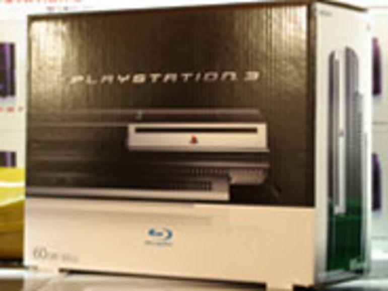 Lancement raté pour la Playstation 3