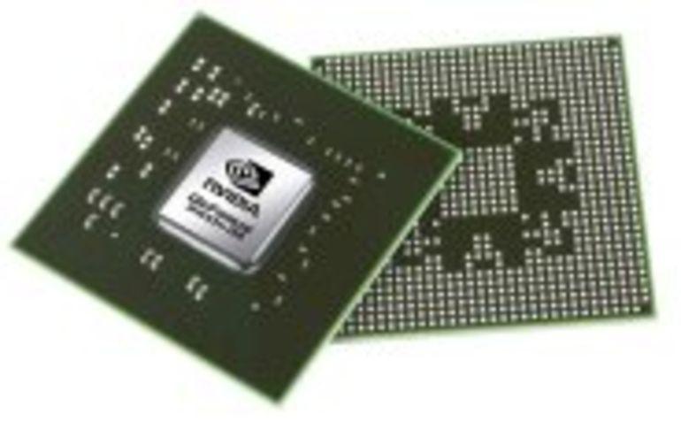 Vista, jeu et haute définition dans la ligne de mire des processeurs graphiques pour PC portables de Nvidia