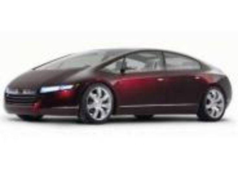 La Honda FCX à pile à combustible disponible dès l'an prochain