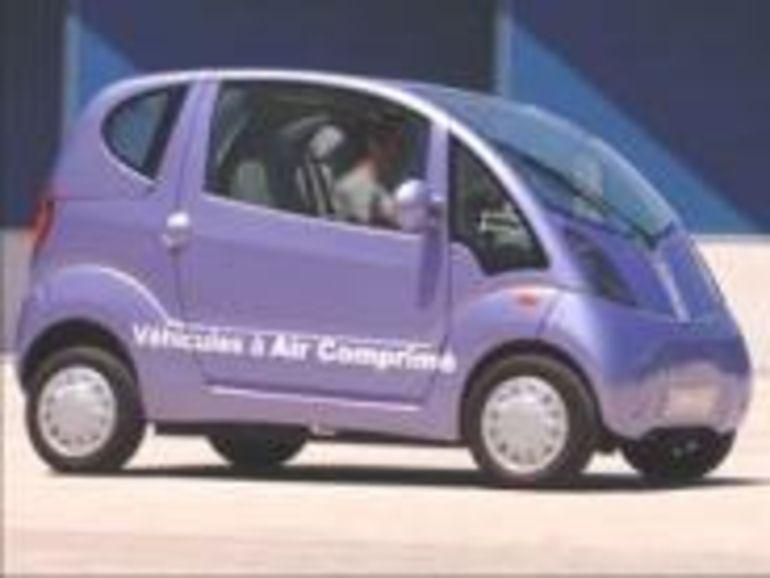 CityCats, la petite voiture à air comprimé bientôt en Inde