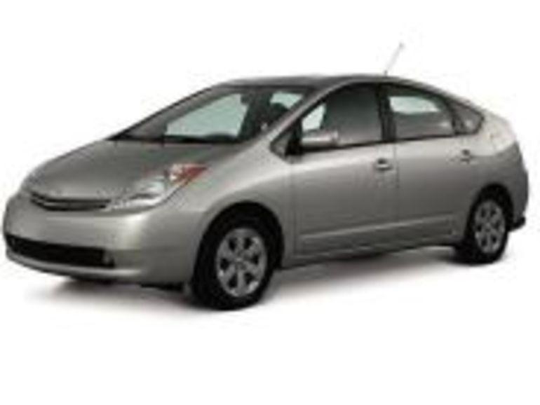 La Toyota Prius est une nouvelle fois la voiture la moins polluante de l'année