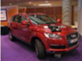 Audi, premier constructeur automobile à adopter l'A2DP, le Bluetooth stéréo