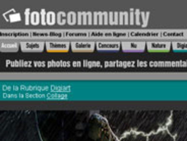 Fotocommunity, le site communautaire allemand de partage de photo arrive en France