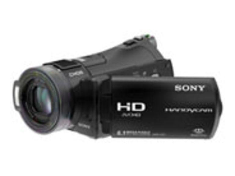 Nouveaux caméscopes haute définition chez Sony, dont un modèle à Memory Stick !