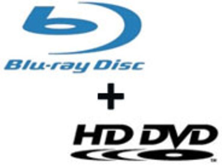 Samsung lance un lecteur hybride HD-DVD et Blu-ray : le BD-UP5000