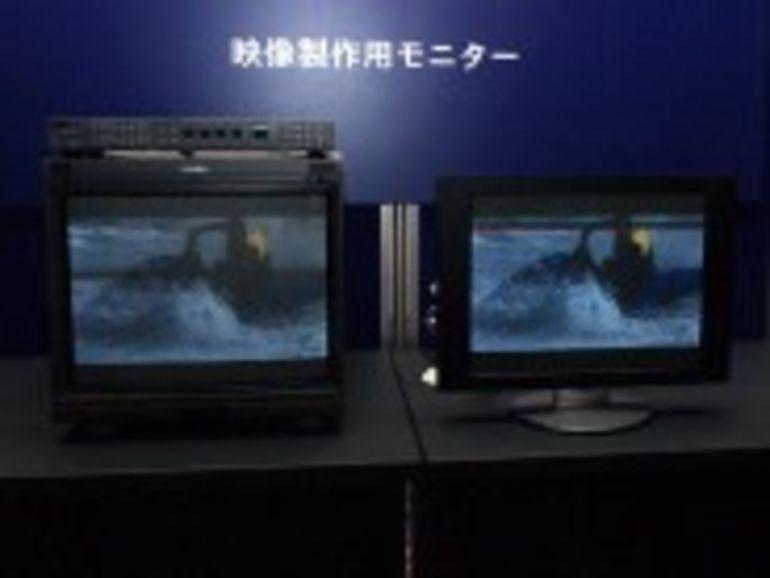 Des contrastes explosifs à 20000:1 pour les écrans FED de Sony !