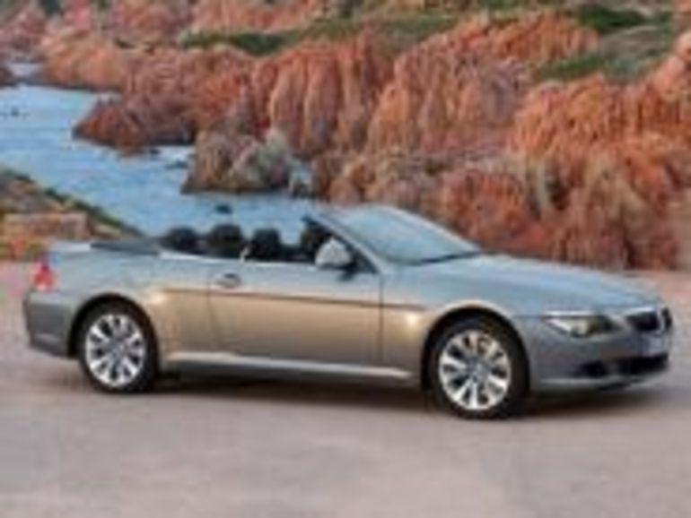 BMW dévoile sa nouvelle série 6
