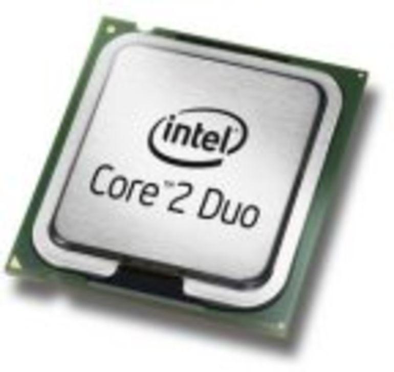 La nouvelle génération de processeurs Intel Core 2 Duo série 6X50 est là !