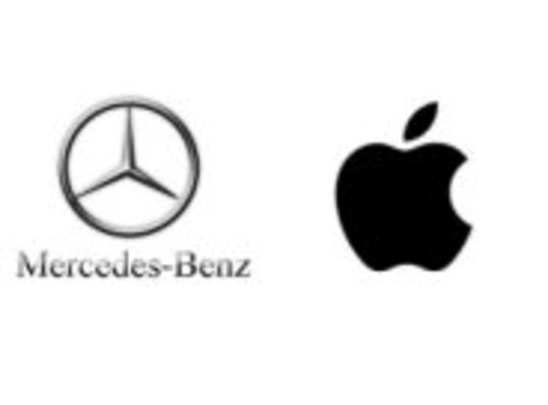 Mercedes naviguera au GPS grâce à Apple