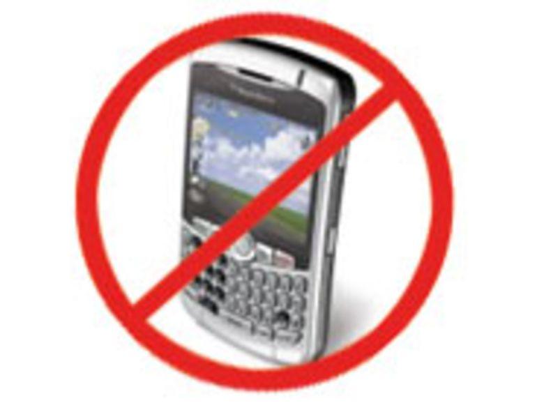 Rififi entre le Blackberry et les ministères français