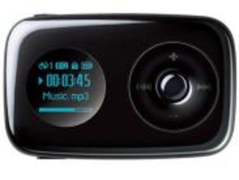 Zen Stone Plus : Creative ajoute la FM et un écran à son baladeur MP3