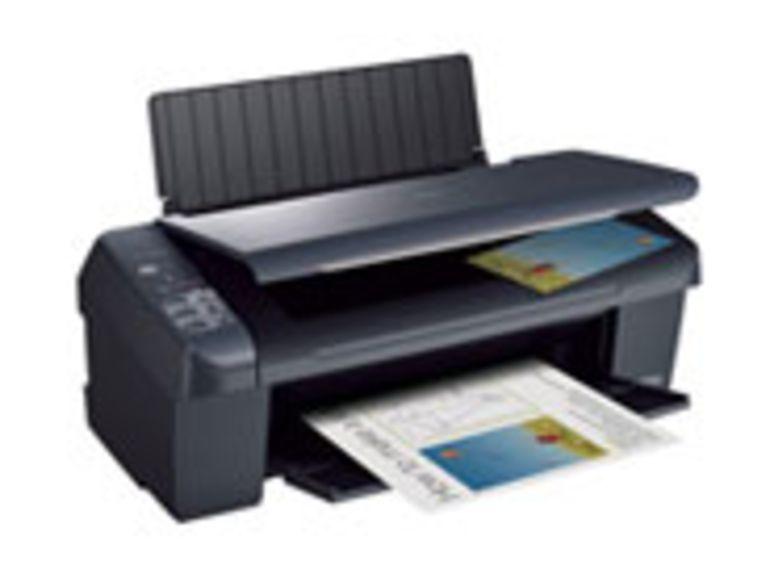 Simplicité, maître mot de l'imprimante D92 et du multifonction DX 4450 d'Epson