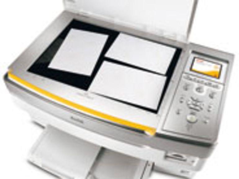 Easyshare 5300, Kodak s'attaque au monde de l'impression par le prix