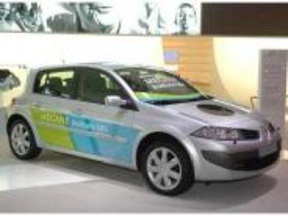 La Renault Mégane fonctionnant au bioéthanol sera disponible fin juin