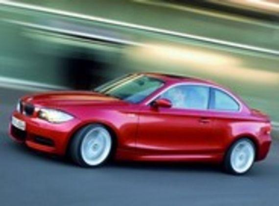 La BMW Série 1 Coupé est officiellement dévoilée