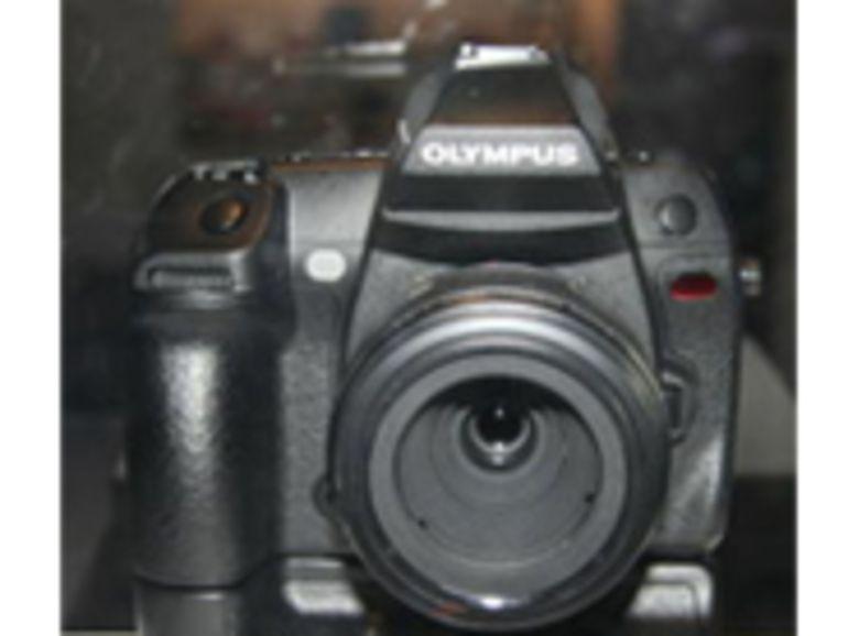 Un nouveau reflex chez Olympus