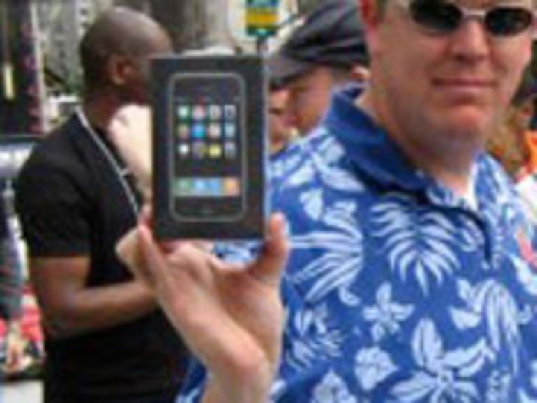 iPhone, top départ à New-york !