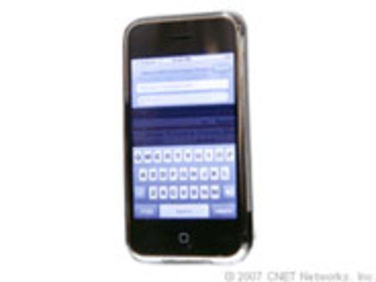 iPhone mis à nu