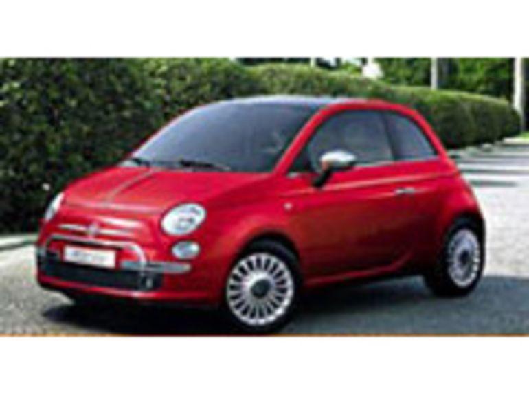 Le lancement de la Fiat 500 en direct sur le web