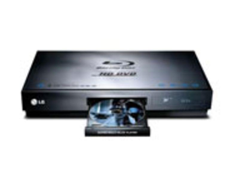 Le lecteur hybride Blu-Ray et HD-DVD, le LG BH100 en test sur CNET France