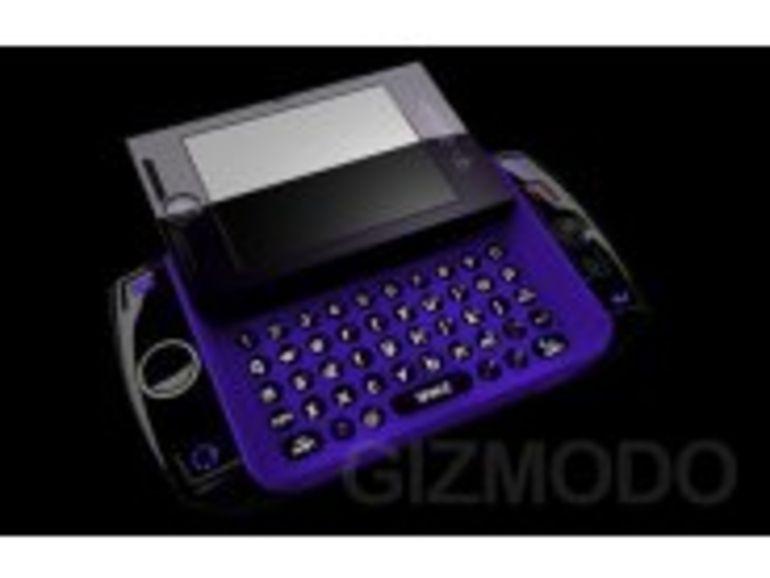 Zante, le smartphone à slide central selon Motorola