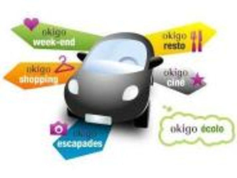 Okigo.com, pour louer une voiture à Paris en un clic
