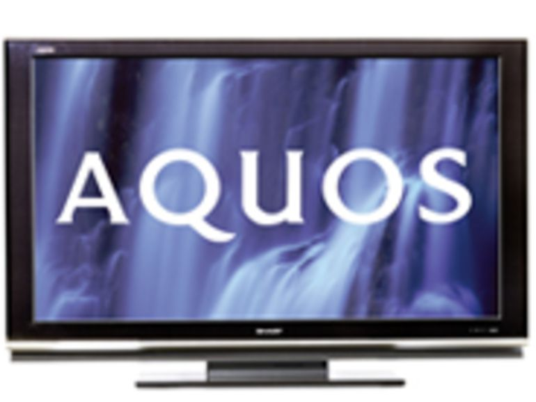 Sharp : deux TV LCD Full HD avec tuner TVHD et disque dur