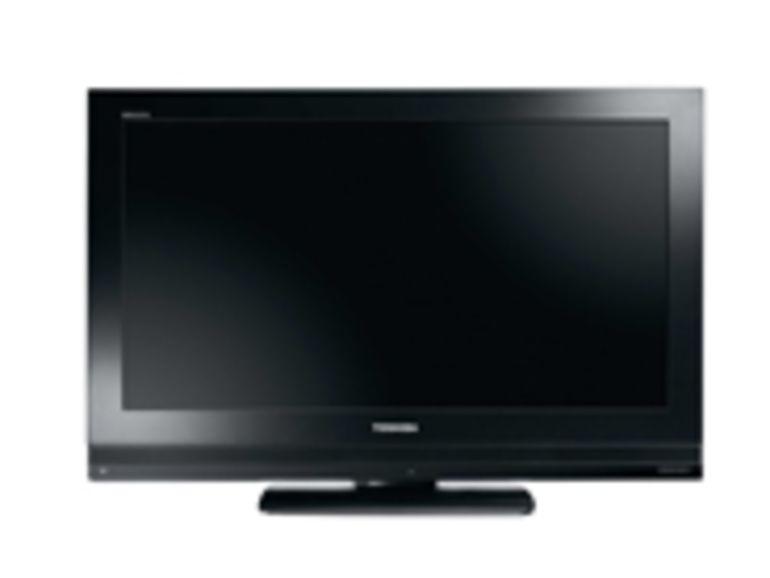 Des LCD HD Ready à partir de 600 euros chez Toshiba