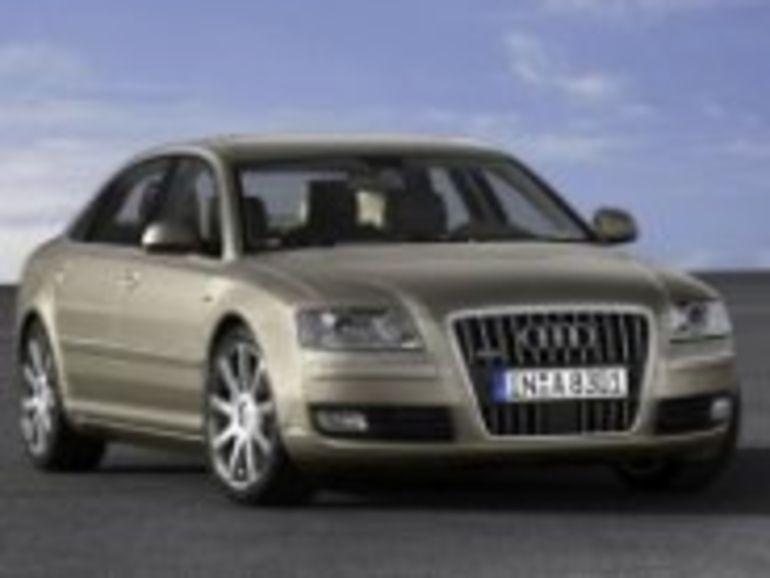 Nouvelle Audi A8 : moins de pollution et plus de technologie
