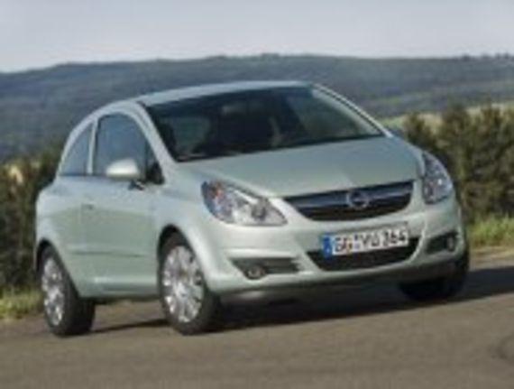 Une Opel Corsa hybride présentée au salon de Francfort