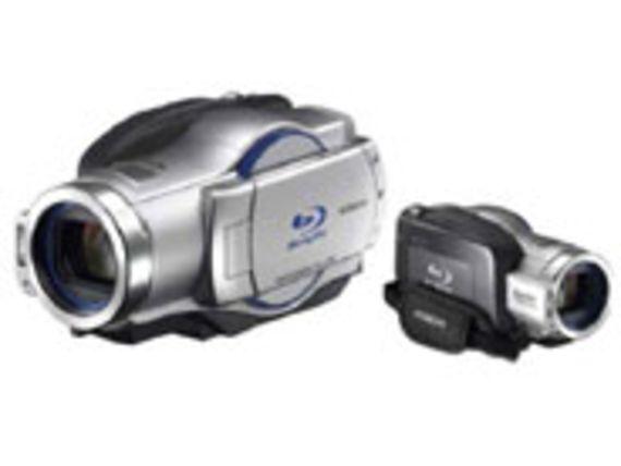 DZ-BD7H et DZ-BD70, les caméscopes Blu-Ray d'Hitachi