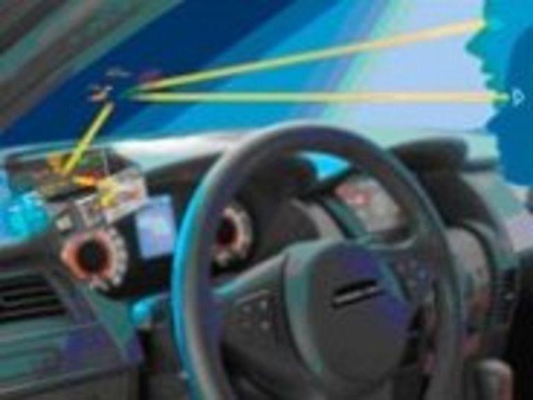 Microsoft s'invite sur les pare-brises de voiture