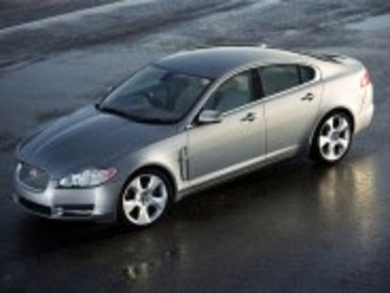 La Jaguar XF enfin dévoilée