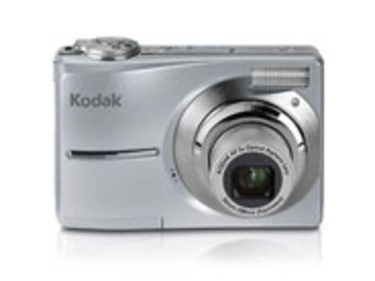 C513, le premier compact à capteur CMOS de Kodak