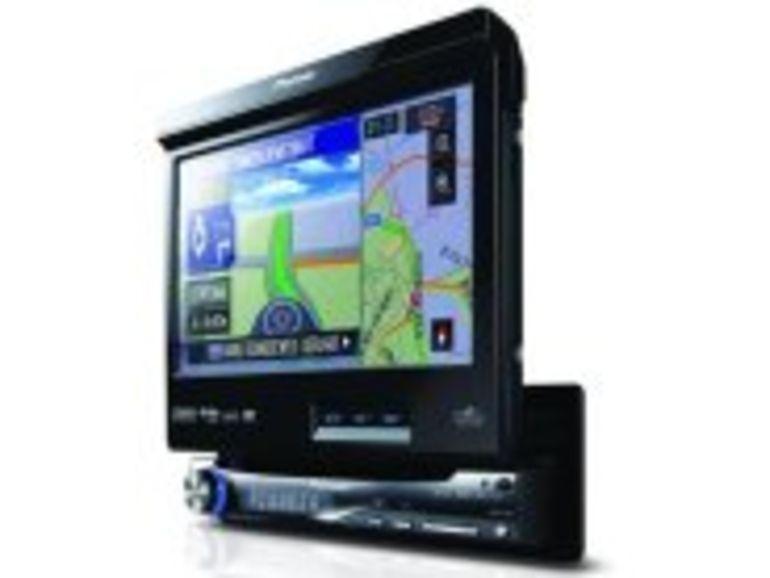 Pioneer lance deux nouvelles stations multimédia